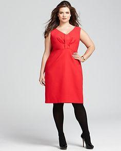 e947deb3118f5 Tahari Woman Plus Size Jill Dress Women - Plus - Dresses - Bloomingdale s