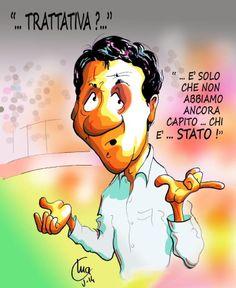 ITALIAN COMICS - Lo Stato non siamo noi…