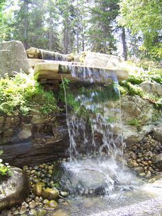 Botanical Gardens, Boothbay, Maine