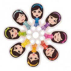 Pia Polya Yüz İfadeleri Parmak Kuklaları 12 ay-6 yaş  çocuklar için tasarlanmış, çizimlerden oluşmaktadır.    İçeriği: 112mm x  60mm, kalın mukavva ve selefon kaplı 8 adet parmak kukla.  Çocuklar bu oyun ile yüz ifadelerini eğlenirken öğrenir.  Nasıl Kullanılır: Kuklaların alt kısımlarındaki boşluklardan parmaklar geçirilerek kullanılır. Gülen, şaşıran, sinirlenen, kahkaha atan, ağlayan, üzülen ve öpen Pia Polya yüz ifaleri taklit edilerek oynanır.