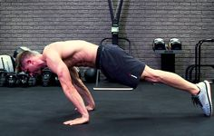 Take your core strength to the next level with this combo