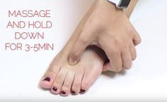 foot pressure point