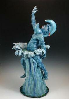 Pavel Amromin_porcelain, glaze, lustre h 6.5 w 8 d 9 inches