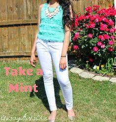 Classygirlschic: Take a Mint