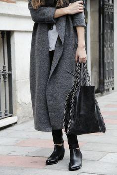 April and May  Winter fashion