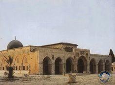 Al Aqsa, Yerusalem.