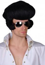 Men's Costumes – My Fancy Dress Elvis Costume, 1950s Costume, Costume Dress, Black Elvis, Detail King, 1950s Fancy Dress, Blue Costumes, Teddy Boys