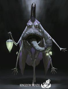 ArtStation - Kingdom Death Character Design, Zeen Chin