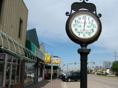 Route 66 Road Trip: Oklahoma City to Weatherford |