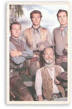 best tv westerns Cast Of Rawhide