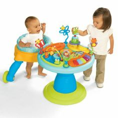 Amazon.com: Bright Starts Around We Go Activity Station, Doodle Bugs: Baby