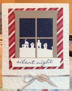 Silent Night Hearth and Home - Stampin' Connection