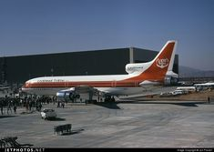 "Lockheed L-1011 ""TriStar"" Prototype"