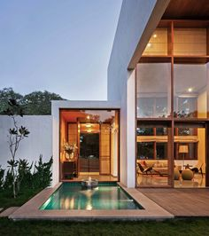 Gallery - L- Plan House / Khosla Associates - 3