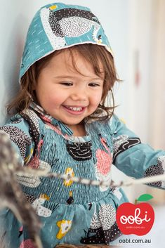 Paige Set Teal Swan | Party Outfit for Girls | Oobi Girls Kid Fashion