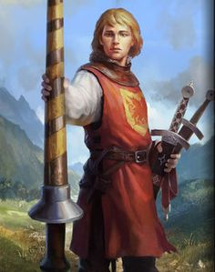inspiration for Michel in One Knight's Return, book 2 of the Rogues & Angels series of #medievalromances by #ClaireDelacroix