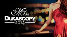 Miss Dukascopy 2014