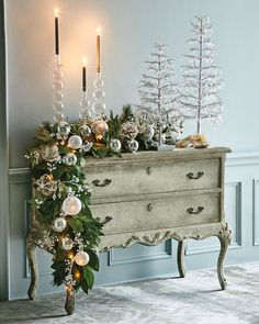 Looking for for ideas for christmas wreaths?Check out the post right here for cool Christmas inspiration.May the season bring you joy. Bohemian Christmas, Classy Christmas, Rustic Christmas, Beautiful Christmas, Christmas Diy, Christmas Wreaths, White Christmas, French Country Christmas, Primitive Christmas