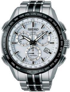 Seiko Astron Watch GPS Solar Chronograph Limited Edition