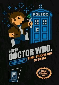 Super Doctor Who
