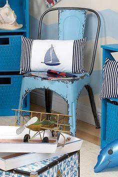 Metal Chair by Coastal Living Decor on @HauteLook