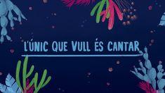 Doctor Prats - L'únic que vull és cantar (feat. Skarra Mucci) [Venim de ... Lyrics, Neon Signs, Stickers, Movie Posters, Instagram, Musica, Female Doctor, Film Poster, Song Lyrics