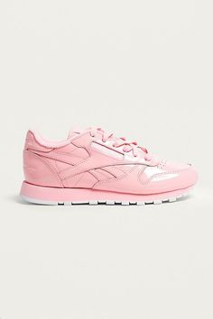 Slide View: 1: Reebok X Opening Ceremony OC Classic Leather Trainers