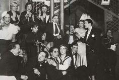 Le Monocle lesbian bar 1920