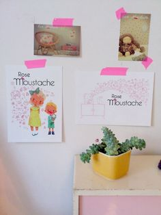 PicMonkey: Design That Works Rose Moustache, Photos, Frame, Design, Decor, Pink Cards, Picture Frame, Pictures, Decoration