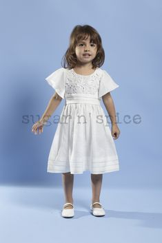 Handmade Baptism Summer Collection - Greek Designers