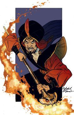 Jafar by Rebekah Isaacs by AshcanAllstars.deviantart.com on @deviantART
