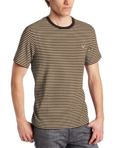 Fred Perry Men's Fine Stripe T-Shirt, Liquorice « Impulse Clothes