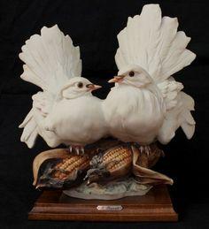Capodimonte Love Birds