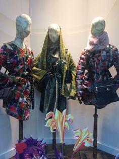 Vivienne Westwood front shop display