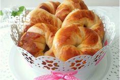 Bayatlamayan Yumuşacık Açma Tarifi Bagel, Bread, Food, Brot, Essen, Baking, Meals, Breads, Buns