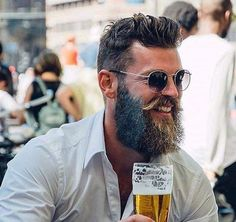 How to grow a beard faster and get that strong new looks with style