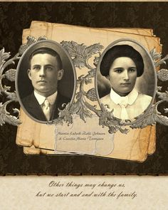 genealogy digital scrapbook - Google Search