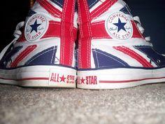 Converse - Union Jack