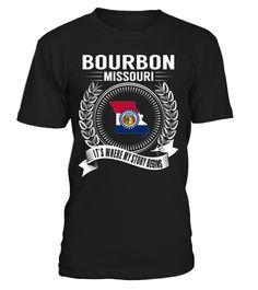 Bourbon, Missouri - It's Where My Story Begins #Bourbon