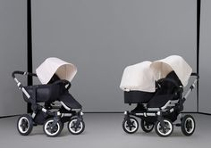 Bugaboo Donkey perfect for two children and soon in store