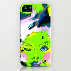 TEHEPERO_sparkling iPhone & iPod Case by SEVENTRAPS | Society6