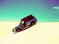 Sand Dunes - Lancelin, WA