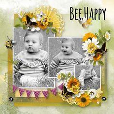 """Petite abeille"" de Pat's scrap  https://www.digiscrapbooking.ch/shop/index.php?main_page=index&manufacturers_id=152&zenid=bn93egv4nnlegjhkub5t5v1g33  https://digital-crea.fr/shop/index.php?main_page=index&cPath=155_489&zenid=b72d0900e1a195927a7663f404e4bf5b  Template  ""Spring flower"" de Tinci designs  https://store.gingerscraps.net/Spring-flowers-templates.html"