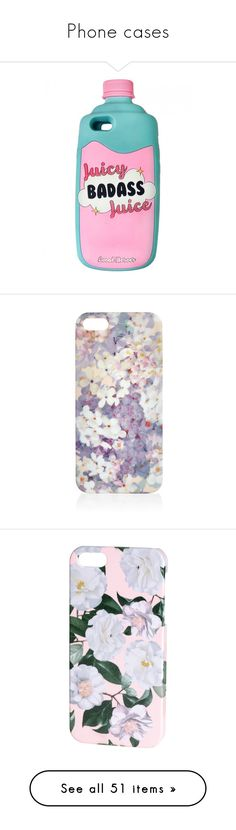 """""""Phone cases"""" by weeby ❤ liked on Polyvore featuring accessories, tech accessories, phone cases, cases, phone, fillers, iphone sleeve case, iphone cover case, apple iphone case and iphone cases"""