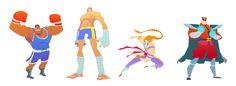 Street Fighter series 3  by *ken-wong