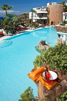 Poolside at the Hotel Hacienda Na Xamena, Ibiza, Spain Eivissa Ibiza, Balearic Islands, At The Hotel, Spain Travel, Hotel Reviews, Hotels And Resorts, Travel Around, Trip Advisor, North America