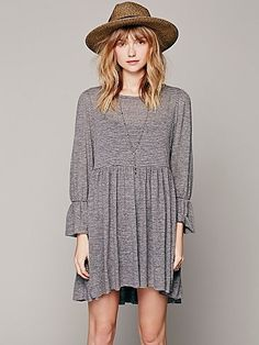 6. Free People 'Jess' Dress - 7 Smock Dresses That You Can Wear from…