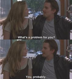 Before Sunrise (1994)