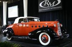 LaSalle Series 350 Convertible Coupe 1934