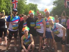 The GS team had a lot of fun at the Bupa 10KM last year, the hard work paid off!